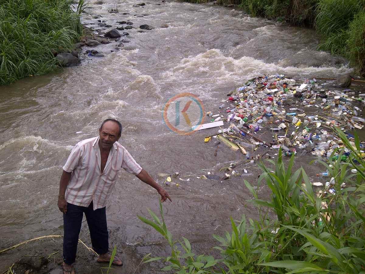 Sungai Osion dan Katulidan Dipenuhi Kotoran Manusia Berita Kotamobagu
