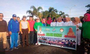 Pemkab Bolmong Gelar Jalan Sehat dan Lomba Paduan Suara DWP Advertorial