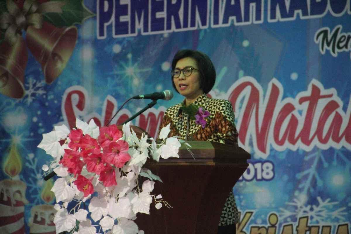 Yasti: Bolmong Butuh Wakil Rakyat untuk Pengganti Saya dan ADM di DPR-RI Berita Bolmong
