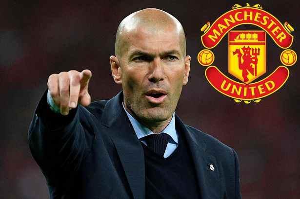 Manchester United Ingin Zidane Latih Pogba Cs Berita Olahraga