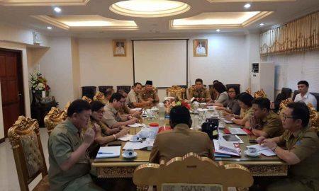 Pemkab Bolsel Sinkronkan Program Daerah di Forum Sekda Sulut Berita Bolsel