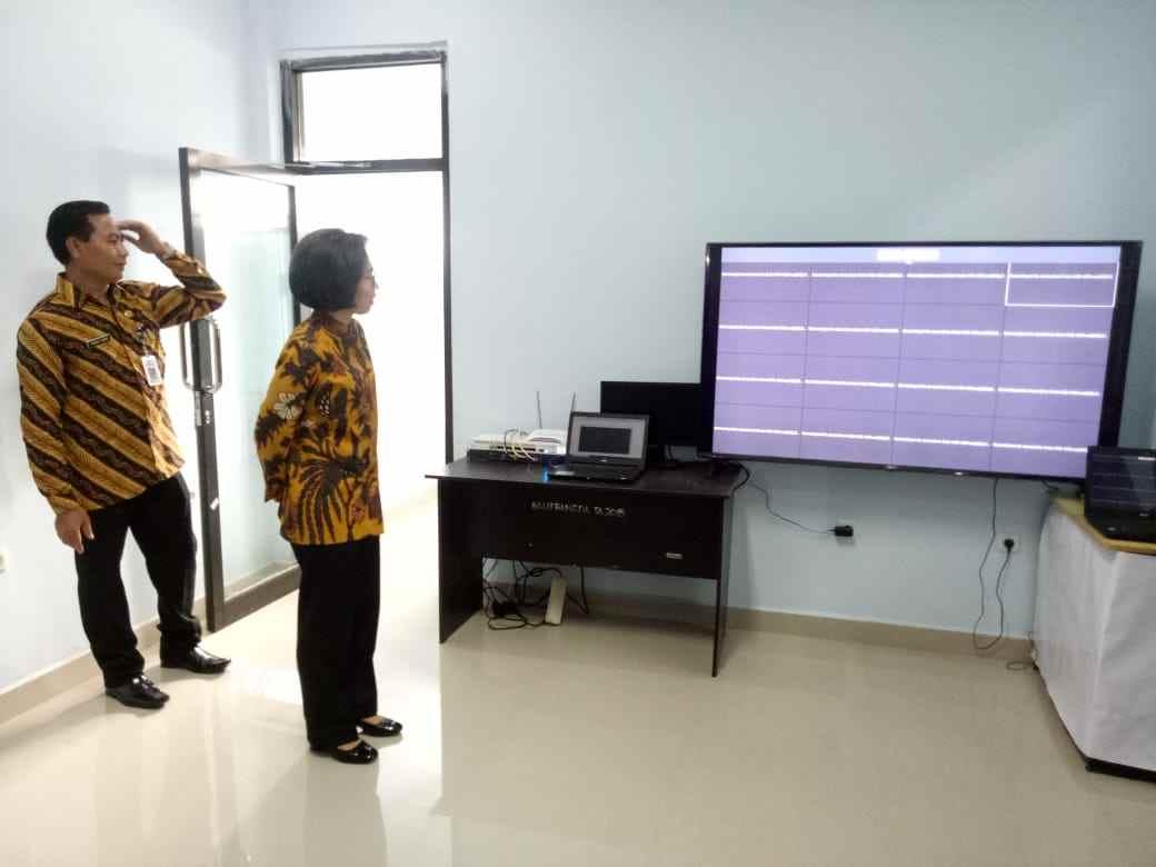 Diskominfo Bolmong Segera Miliki Data Center dan Command Center Berita Bolmong