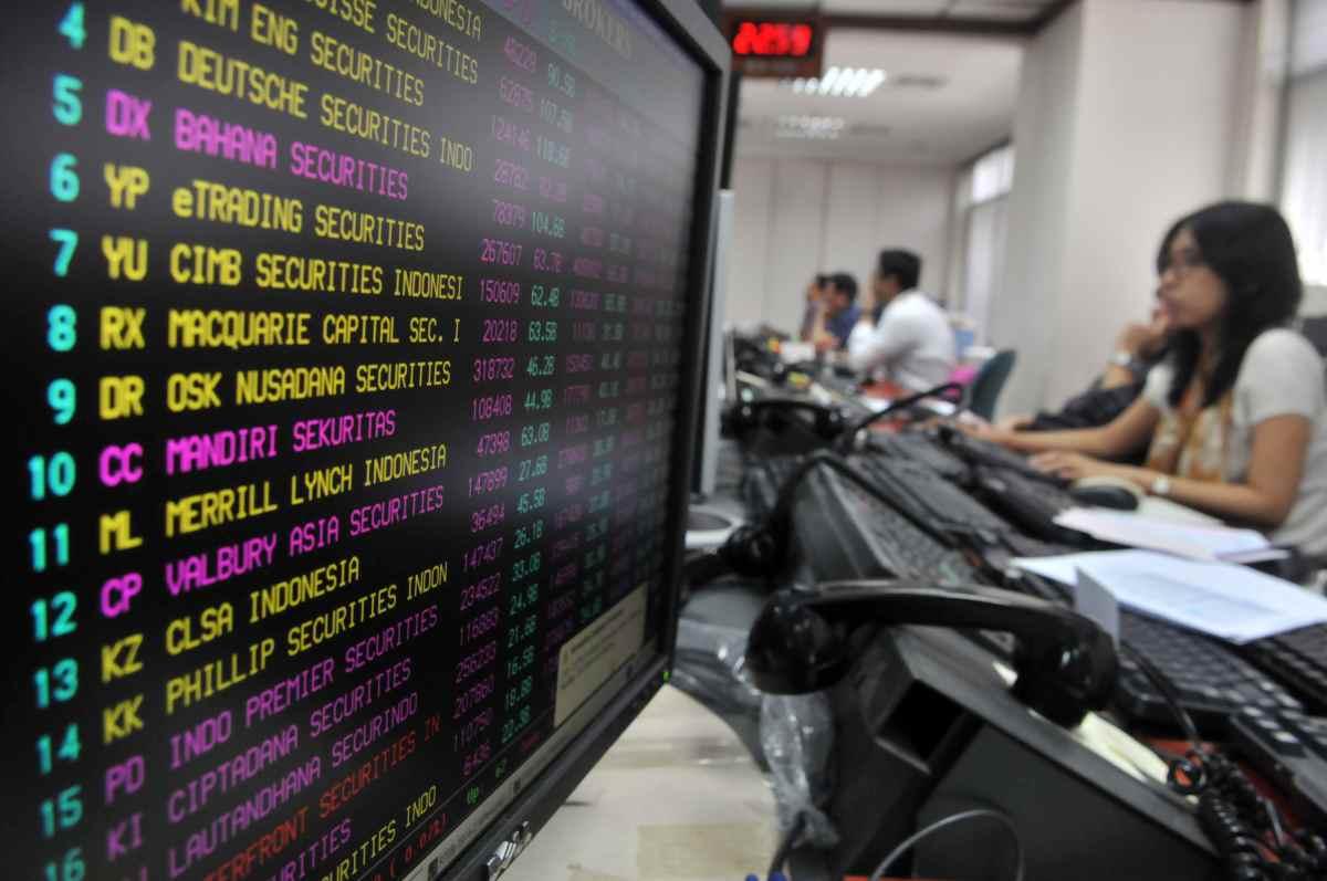 IHSG Menguat Jelang Kesepakatan Perdagangan AS-Tiongkok Berita Ekonomi