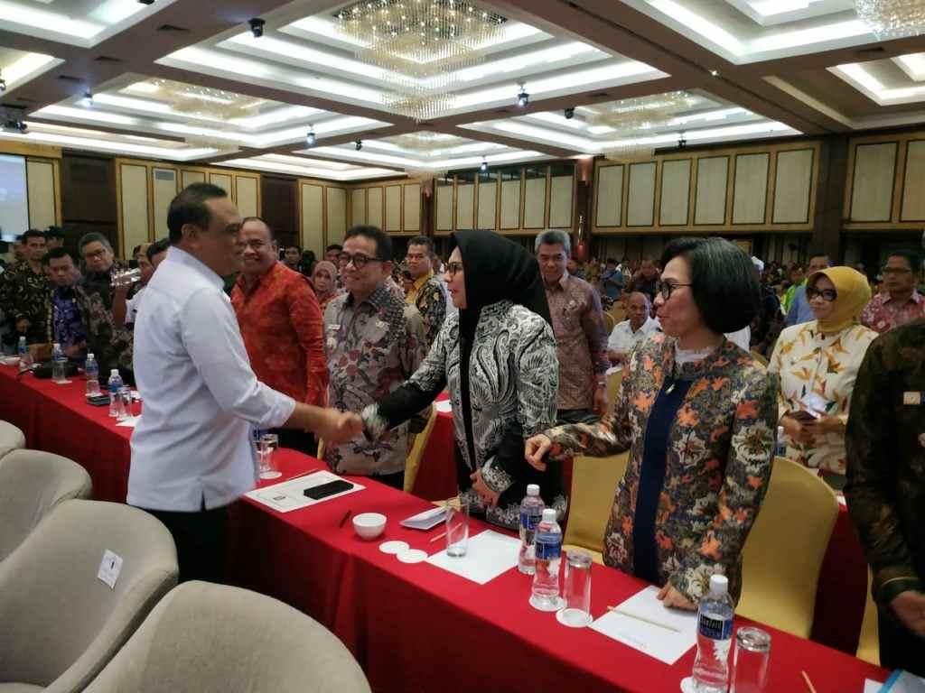 Walikota Hadiri Sosialisasi Penerimaan P3K Advertorial