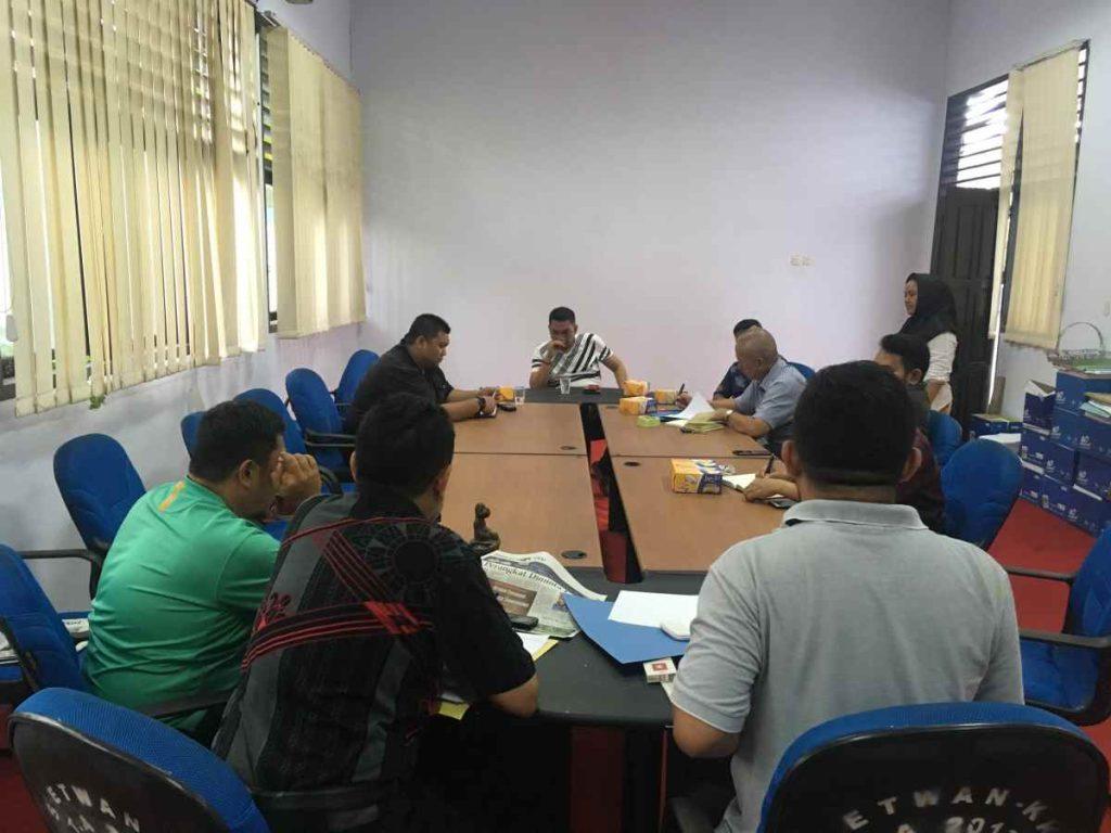 Komisi II DPRD Kotamobagu Hearing Manajemen Indomaret Advertorial