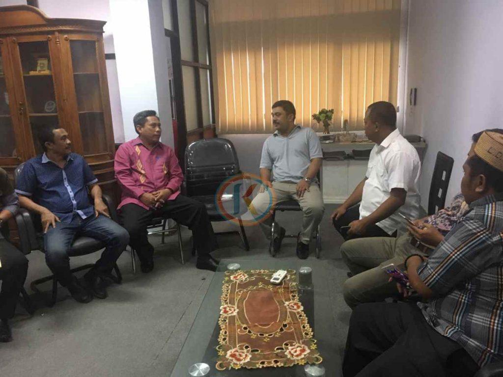 Ketua Komisi II DPRD Kotamobagu Terima Kunjungan Rombongan DPRD Gorut Advertorial
