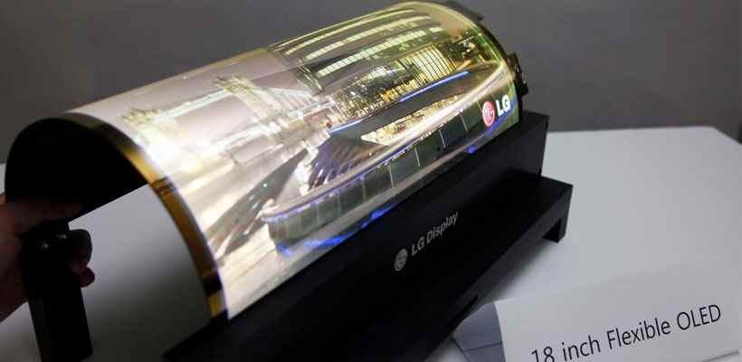 Setelah TV, LG Akan Kembangkan Smartphone Gulung Berita Teknologi