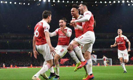 Menangkan Derby London, Arsenal Kian Optimis Finish di Empat Besar Berita Olahraga