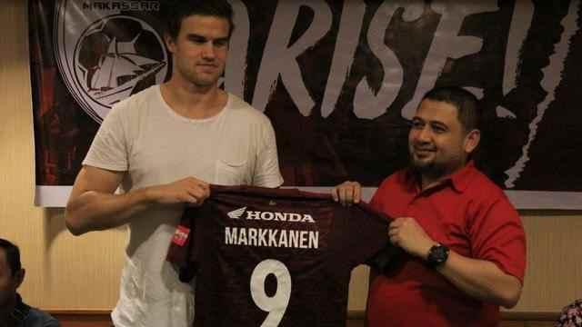 Eero Markkanen, Mantan Pemain Real Madrid yang Berlabuh ke PSM Berita Olahraga