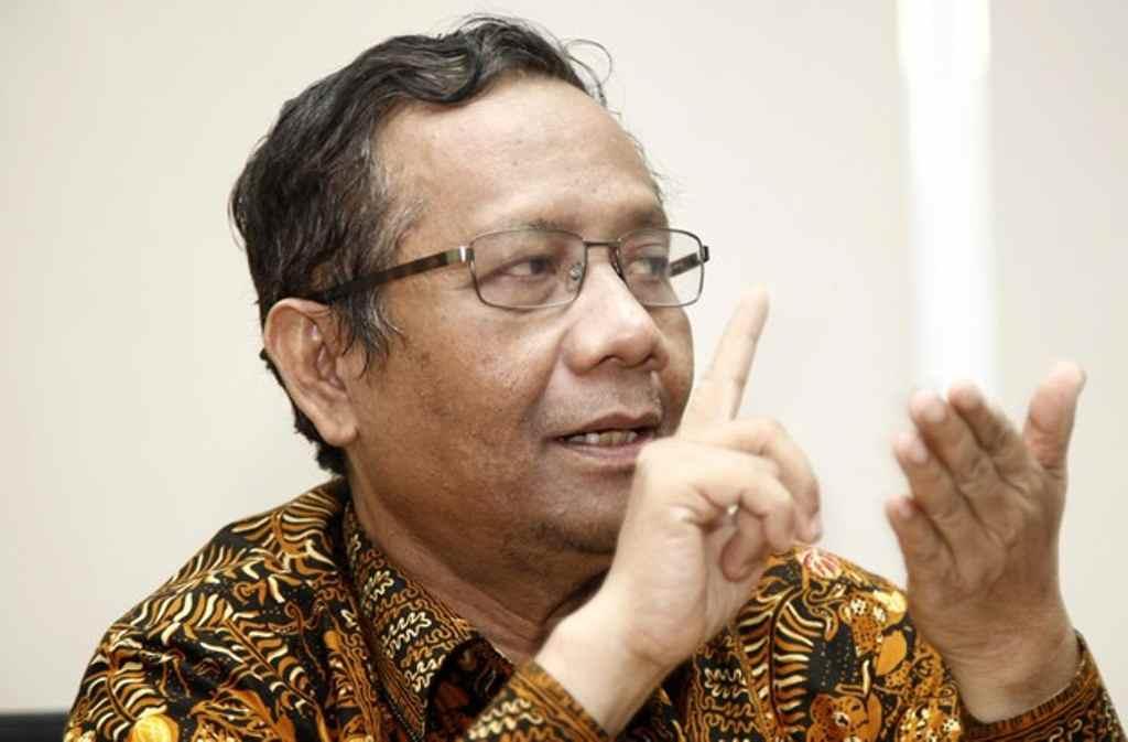 Mahfud MD Minta Publik Cermati Janji Calon Presiden Berita Nasional