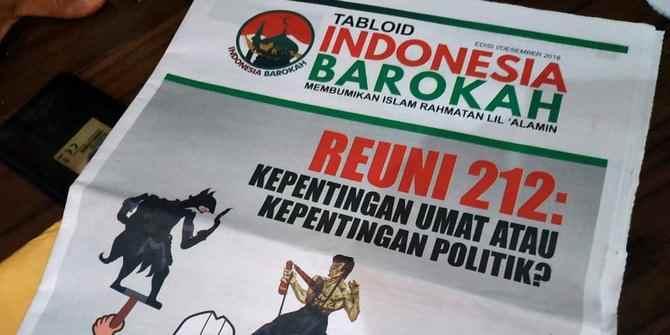 Polri Tunggu Analisis Dewan Pers Soal Tabloid Indonesia Barokah Berita Nasional