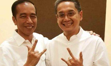 Putra Nababan: Jokowi-Ma'ruf Matang dan Mumpuni Hadapi Debat Pilpres Berita Nasional