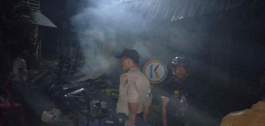 Api Padam, 12 Ruko di Pasar Poyowa Kecil Ludes Berita Kotamobagu