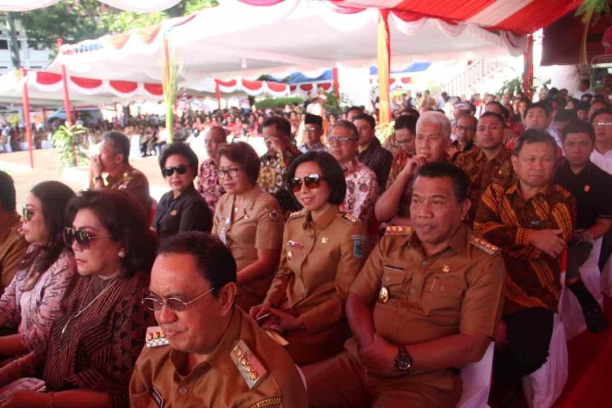 Hadiri Peringatan 3 Tahun Pemerintahan OD-SK, Ini Harapan Bupati Yasti! Berita Bolmong