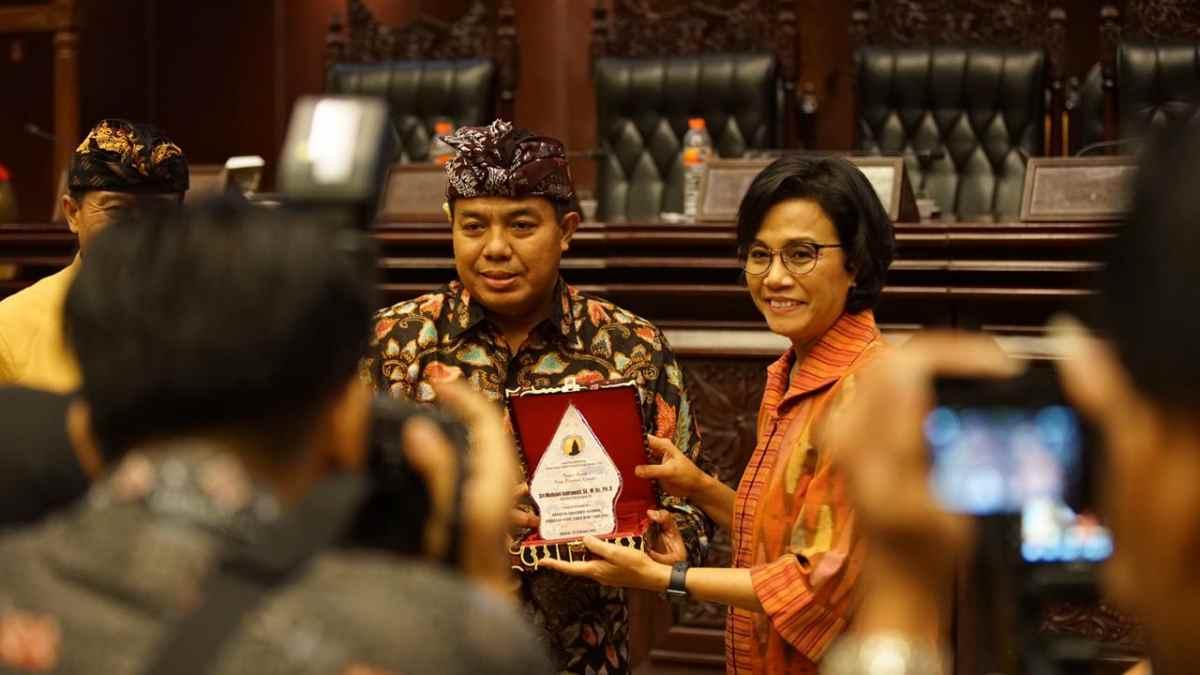 Luhut dan Sri Mulyani Paparkan Rencana Pemerintah Antisipasi Revolusi Industri 4.0 di Hadapan Umat Hindu se-Indonesia Berita Nasional