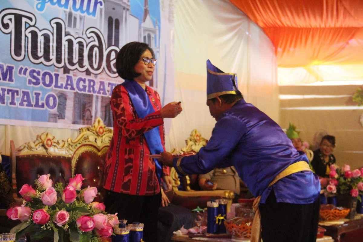 Yasti Ingin Tahun Depan Festival Tulude Digelar Berita Bolmong