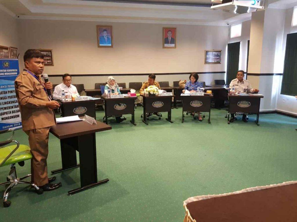 58 Peserta Seleksi JPTP Presentasikan Makalah di Hadapan Pansel Advertorial