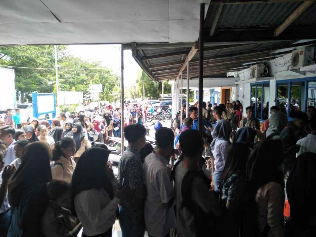 Remaja di Kotamobagu Antusias Ikut MRSF Berita Hukum