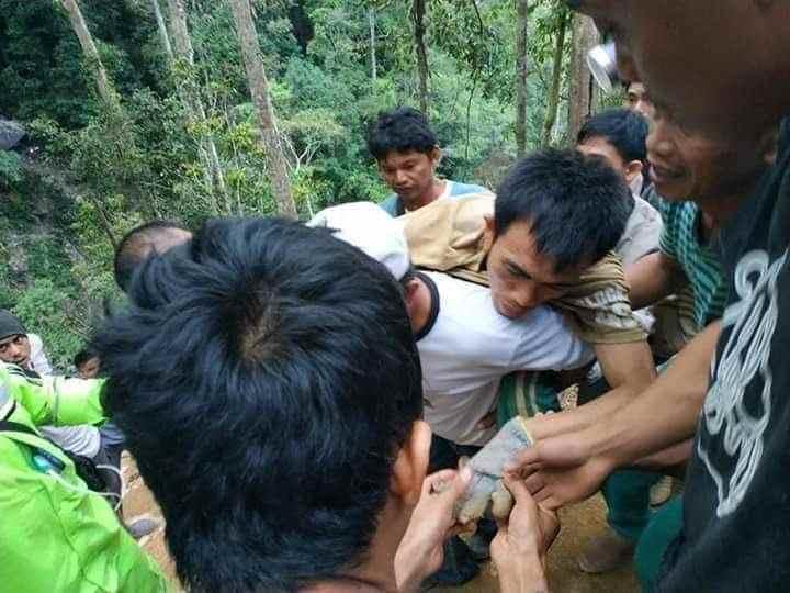 Tambang Maut: Di Tengah Reruntuhan, Dua Korban Teriak Minta Tolong. Penambang Pontodon Masih Terjepit, dari Mopusi Selamat Berita Bolmong