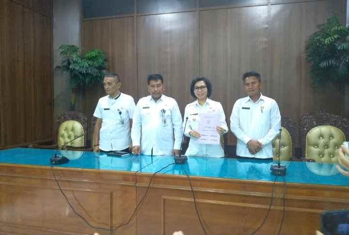 Polemik Tapal Batas Bolmong- Bolsel, Pemkab Bolmong Menang Judicial Review di MA Berita Bolmong
