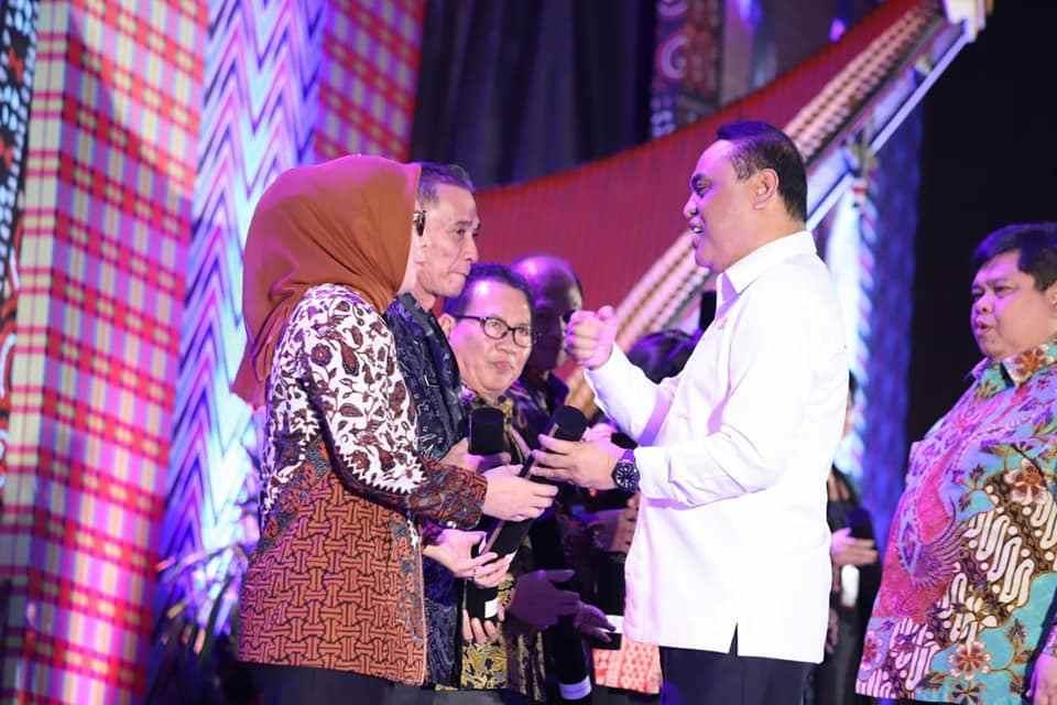 SAKIP Award Tahun 2018, Kotamobagu dapat Predikat B Berita Kotamobagu