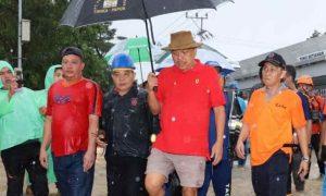 Gubernur Imbau Masyarakat Sulut Waspadai Cuaca Ekstrem Sulut