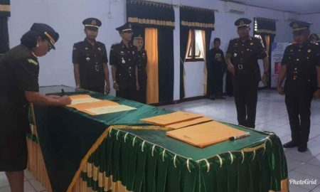 Sinulingga Jabat Cabcari Dumoga- Bolsel, Sumarni Promosi ke Kejati Sulut Berita Hukum