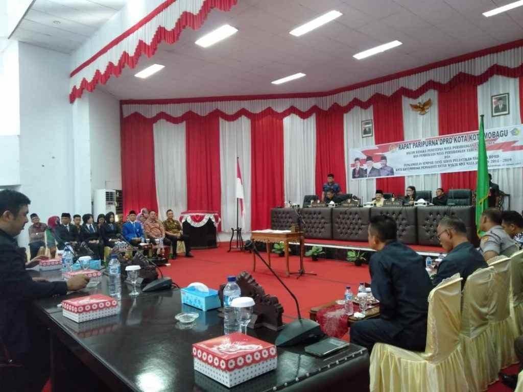 Tiga Anggota DPRD Kotamobagu Dilantik Advertorial