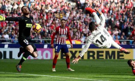 Bungkam Atletico, Real Madrid Dekati Barcelona Berita Olahraga