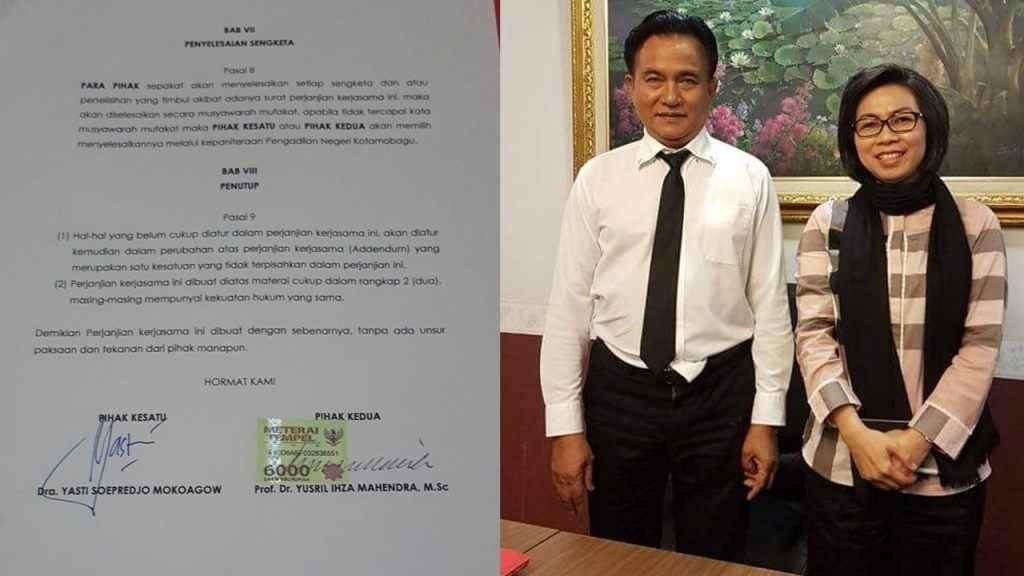 Judicial Review Soal Tapal Batas dengan Bolsel Dimenangkan Pemkab Bolmong, Bupati Yasti Sebut Kemenangan Rakyat Advertorial