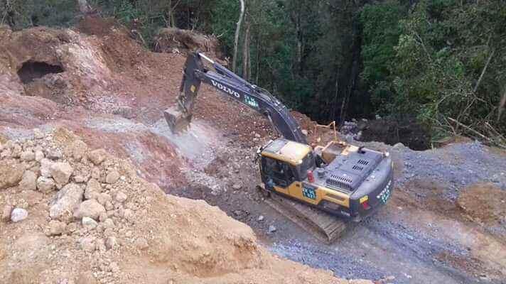 PT JRBM Maksimal Bantuan Proses Evakuasi Korban Tambang Emas Berita Bolmong