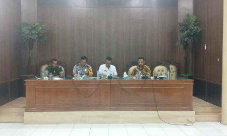 Bahas Tambang Ilegal Bakan, Komnas HAM Sambangi Pemkab Bolmong Berita Bolmong