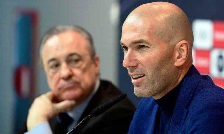 Alasan Zinedine Zidane Mau Kembali ke Pelukan Real Madrid