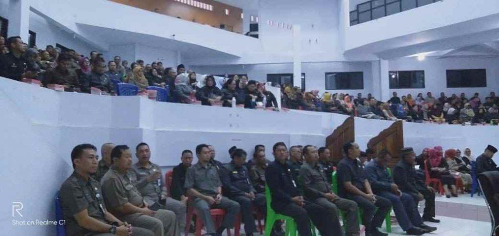DPRD Sahkan Perda RPJMD Kota Kotamobagu Tahun 2018- 2023 Advertorial