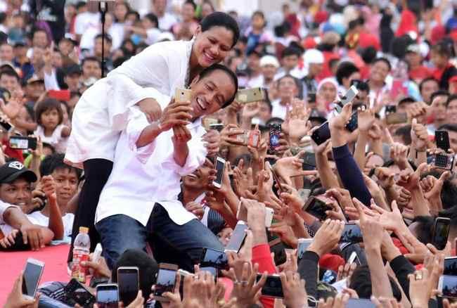 3 Hari Kampanye, Berikut 5 Poin Isi Orasi Jokowi Berita Nasional