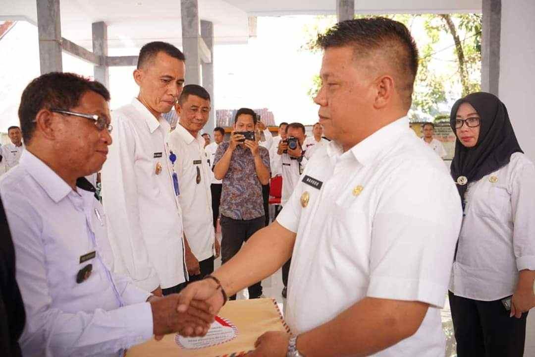 Wakil Wali Kota Minta Pejabat Menjadi Teladan Membayar Pajak Berita Kotamobagu