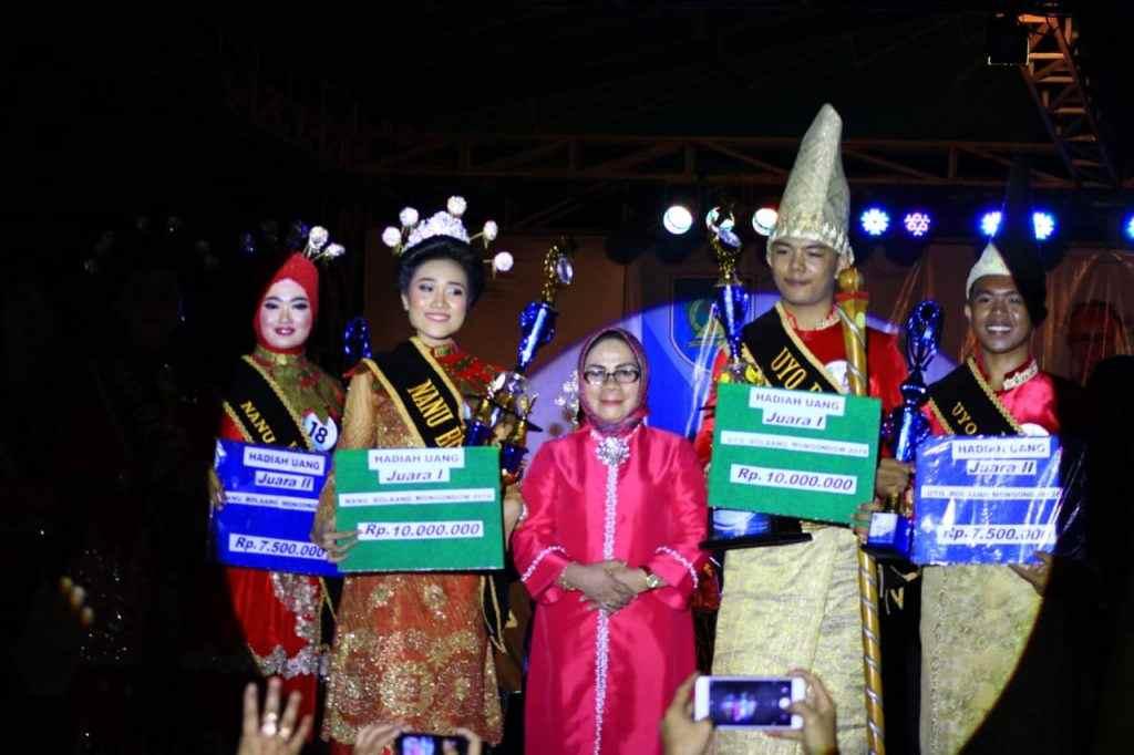 Jalan Sehat, Pengobatan Gratis dan Pemilihan Uyo- Nanu Buka Rangkaian HUT ke-65 Bolmong Advertorial