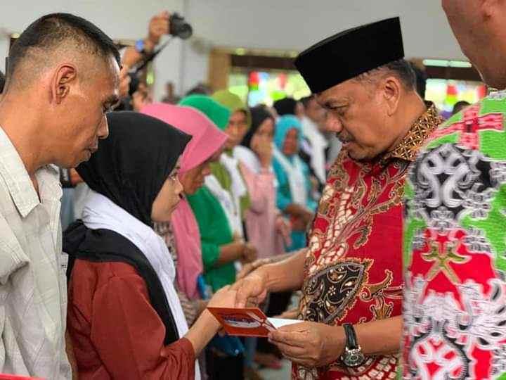 Korban Tambang Bakan Terima Santunan dari Gubernur Sulut Berita Bolmong Sulut