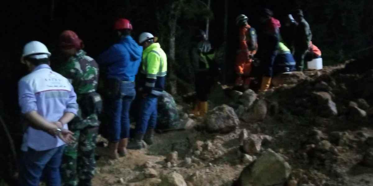 Saat Ini Persiapan Evakuasi Korban Lokasi Tambang Bakan Berita Bolmong