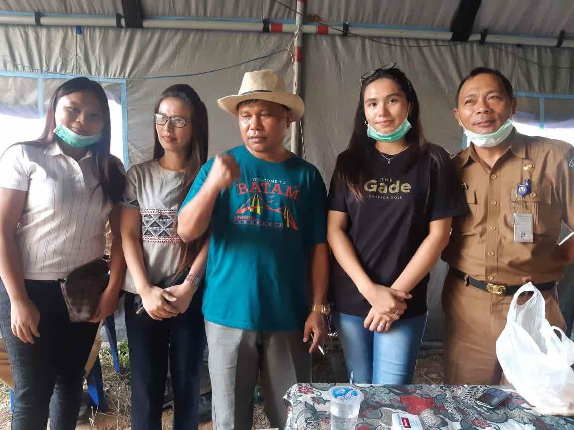 Peduli Musibah Tambang Emas Ambruk, Gita Tuuk Berikan Bantuan Kemanusiaan Berita Bolmong