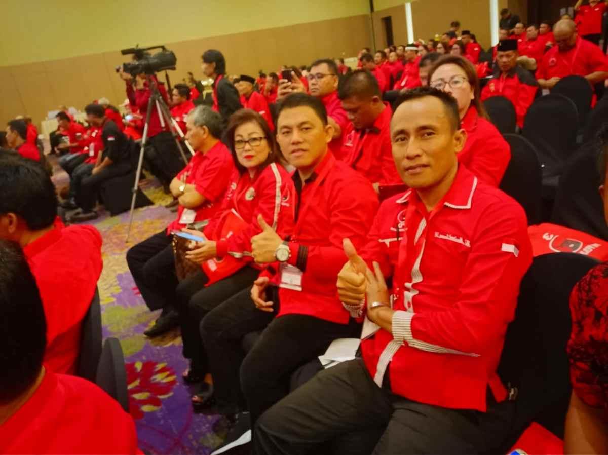 Fraksi PDIP Ikuti Workshop Industri 4.0 Maritim Terintegrasi Gotong Royong di Makassar Berita Bolmong