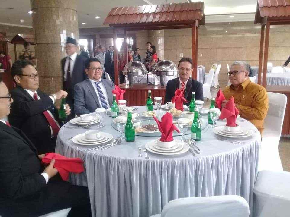 Wabup Bolmong Hadiri Sertijab Kepala Perwakilan BI di Sulut Berita Bolmong