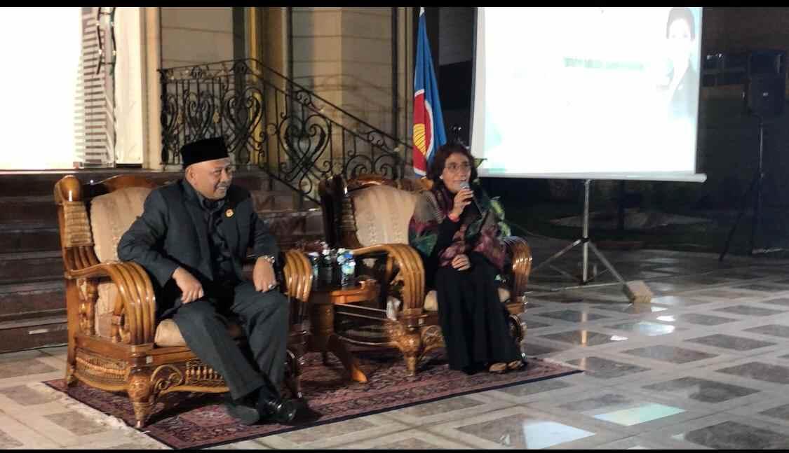 Menteri Susi Ajak Masyarakat Indonesia Teladani Tekad Kuat Bangsa UEA Berita Nasional