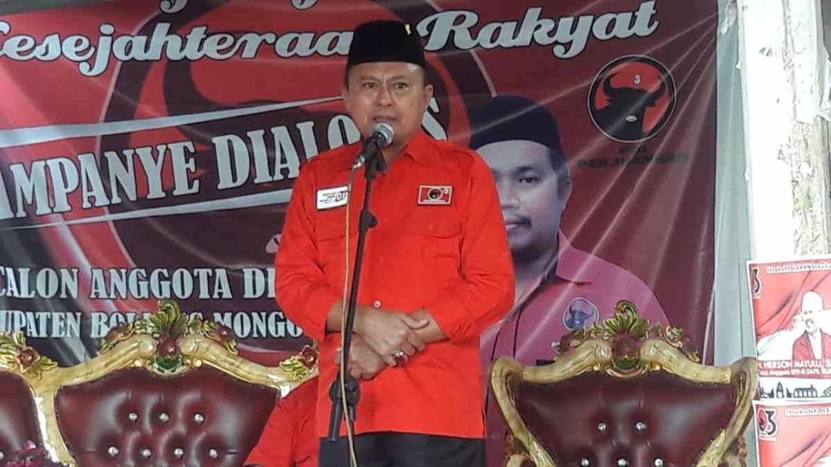 Tertinggi Hasil Survei Internal PDIP Sulut, Satu Kursi DPR RI untuk Herson Mayulu Berita Bolsel Berita Politik Sulut