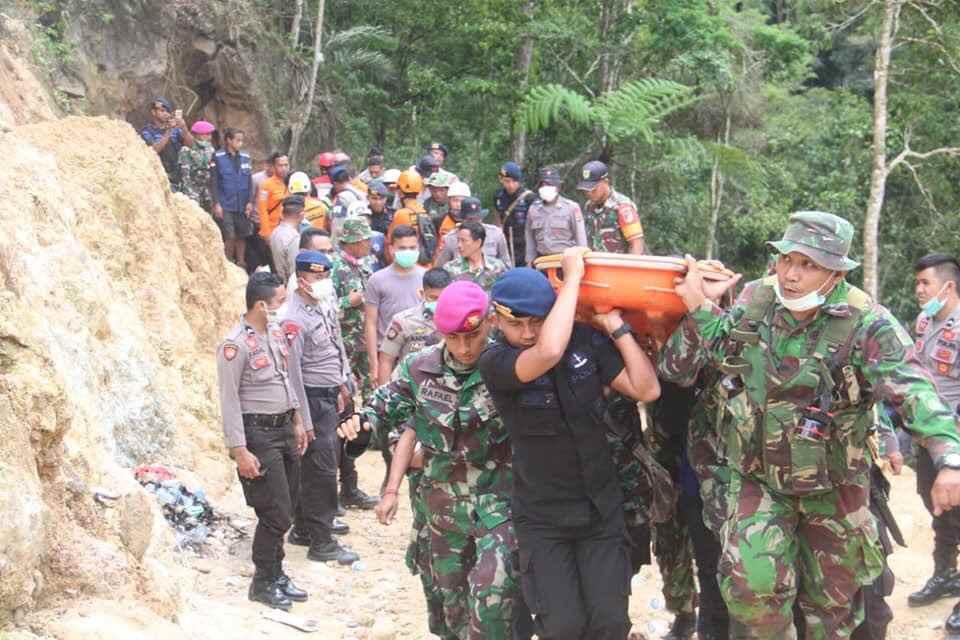 Tambang Maut Bakan: 5 Hari Dirawat di Manado, Penambang Asal Tudu Aog Meninggal Berita Bolmong