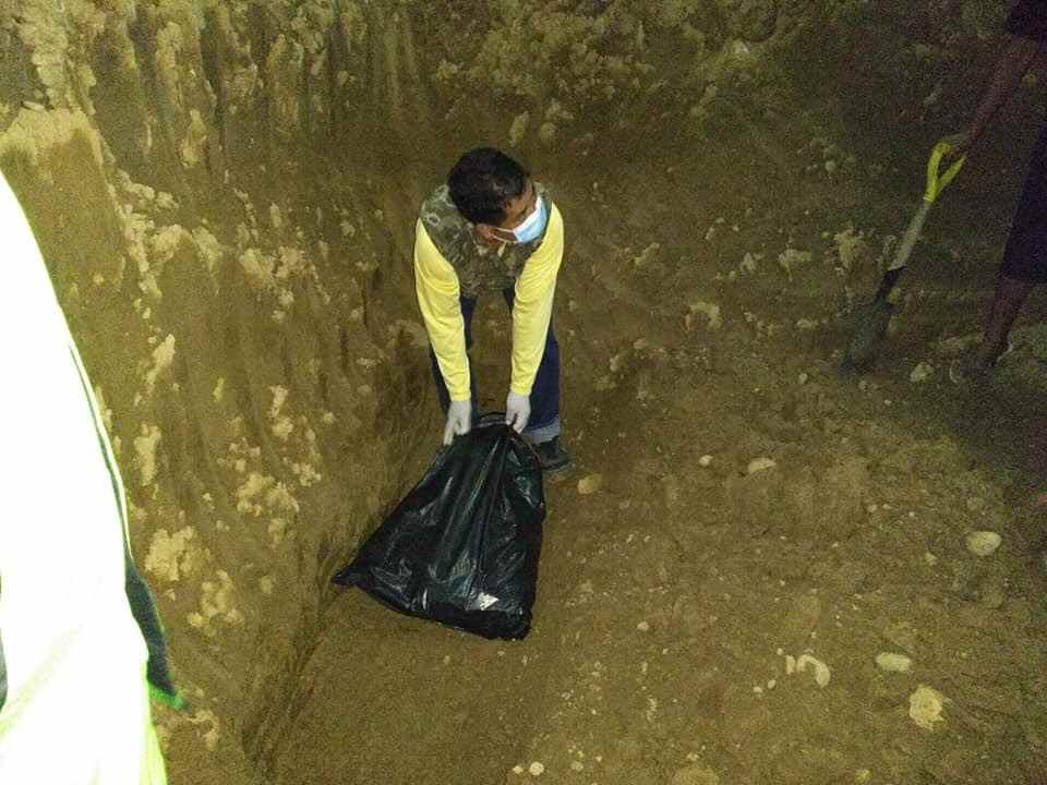Dikubur di Mopait, Potongan Kaki Ditemukan Tim SAR Belum Positif Milik Penambang Asal Pontodon Berita Bolmong