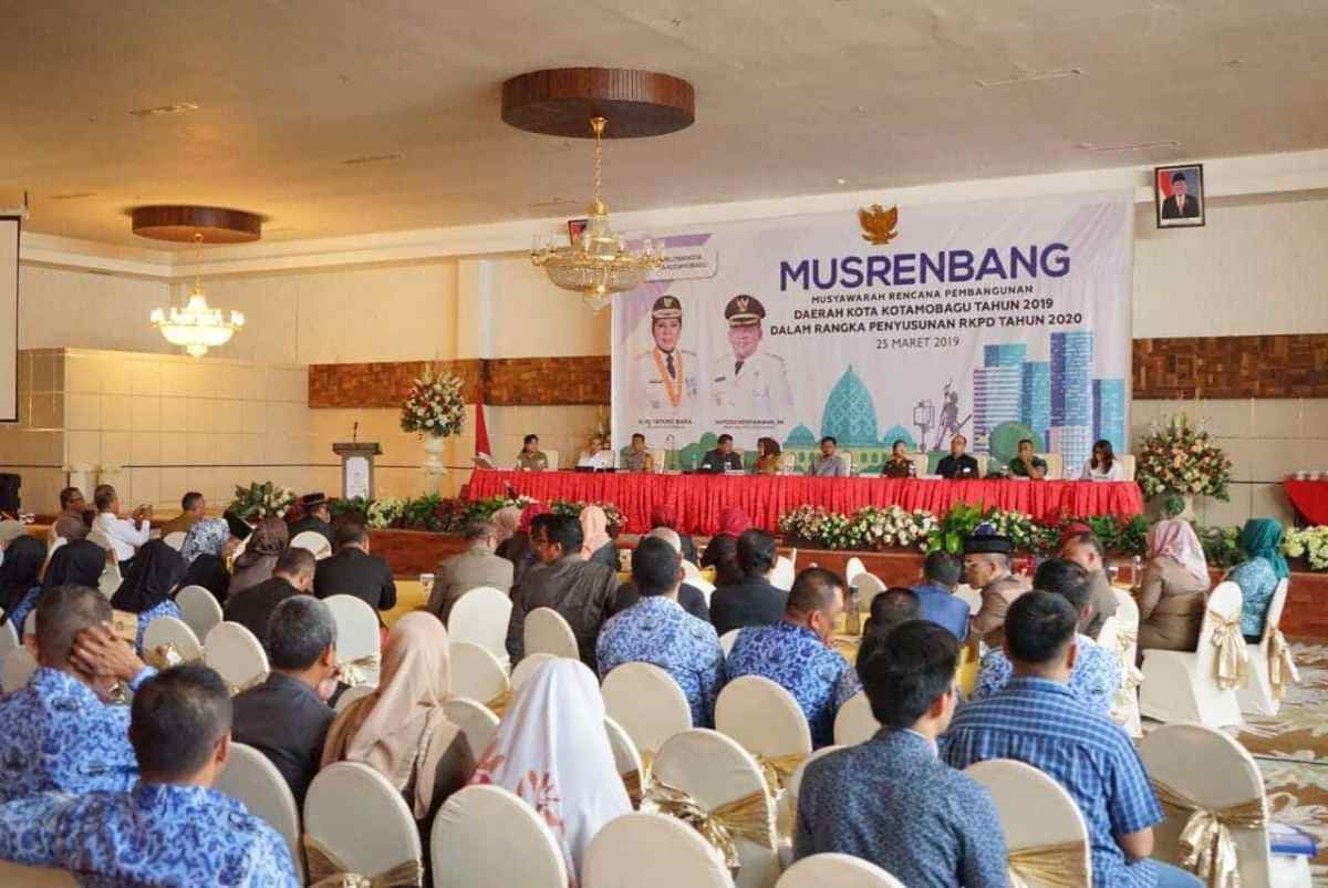 Walikota Buka Musrenbang RKPD Tahun 2020 Advertorial