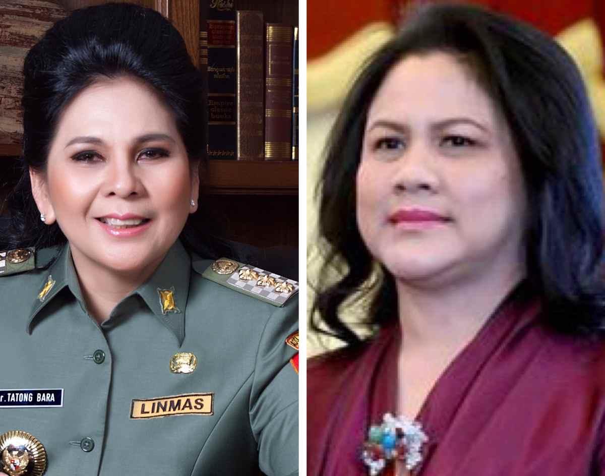Tatong Bara Hingga Iriana Jokowi Masuk Most Powerful Women Versi Globe Asia Berita Kotamobagu