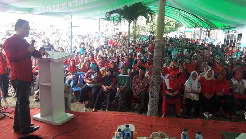 Yanny Tuuk: Herson Mayulu Sangat Layak di DPR RI Berita Bolsel Berita Politik