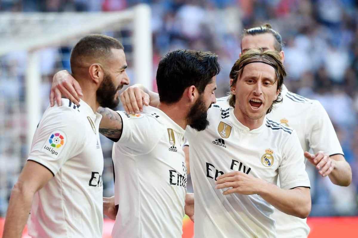 Hasil La Liga: Madrid Menang, Atletico Tumbang Berita Olahraga